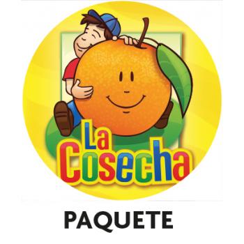 Paquete Completo La Cosecha  DIGITAL