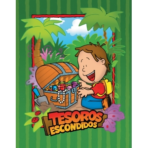 Obra Musical Tesoros Escondidos Domingo 12 Marzo 6 p.m.