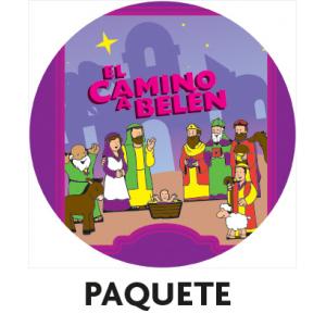 Paquete Completo El Camino a Belen  DIGITAL