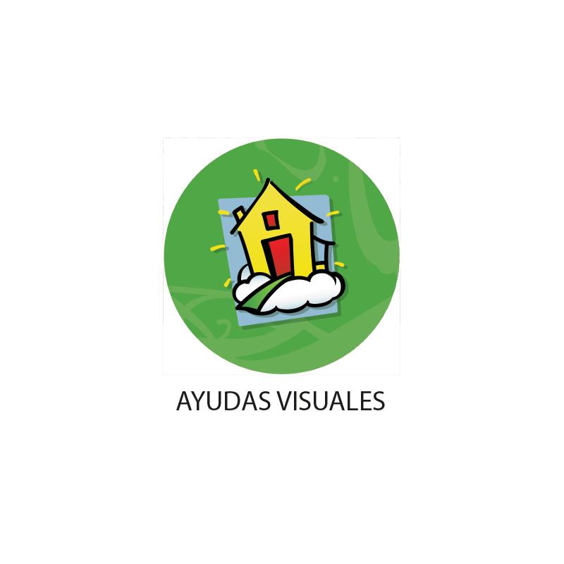 Ayudas Visuales La Casa de mi Padre  DIGITAL