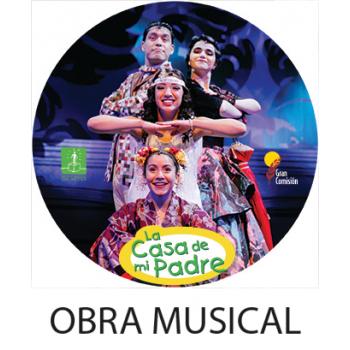 Video Obra Musical La Casa de mi Padre  DIGITAL