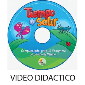 Video Didactico Tiempo de Salir  DIGITAL