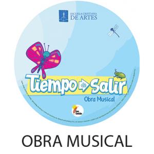 Video Obra Musical Tiempo de Salir  DIGITAL