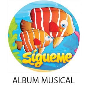 Album Musical Sigueme  DIGITAL