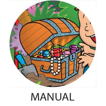 Manual Tesoros Escondidos  DIGITAL