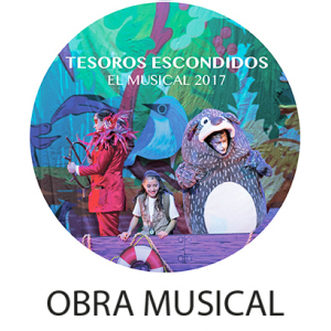 Video Obra Musical Tesoros Escondidos  DIGITAL