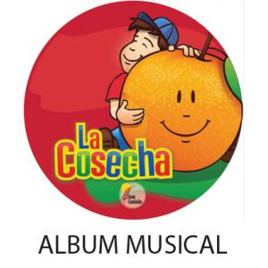 Album Musical La Cosecha DIGITAL