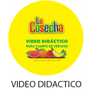 Video Didactico La Cosecha  DIGITAL