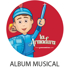 Álbum Musical La Armadura  DIGITAL