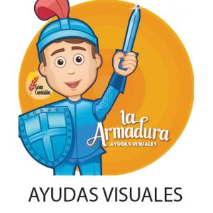 Ayudas Visuales La Armadura  DIGITAL