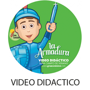 Video Didáctico La Armadura  DIGITAL