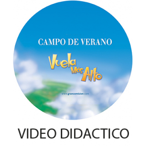 Video Didactico Vuela mas Alto  DIGITAL