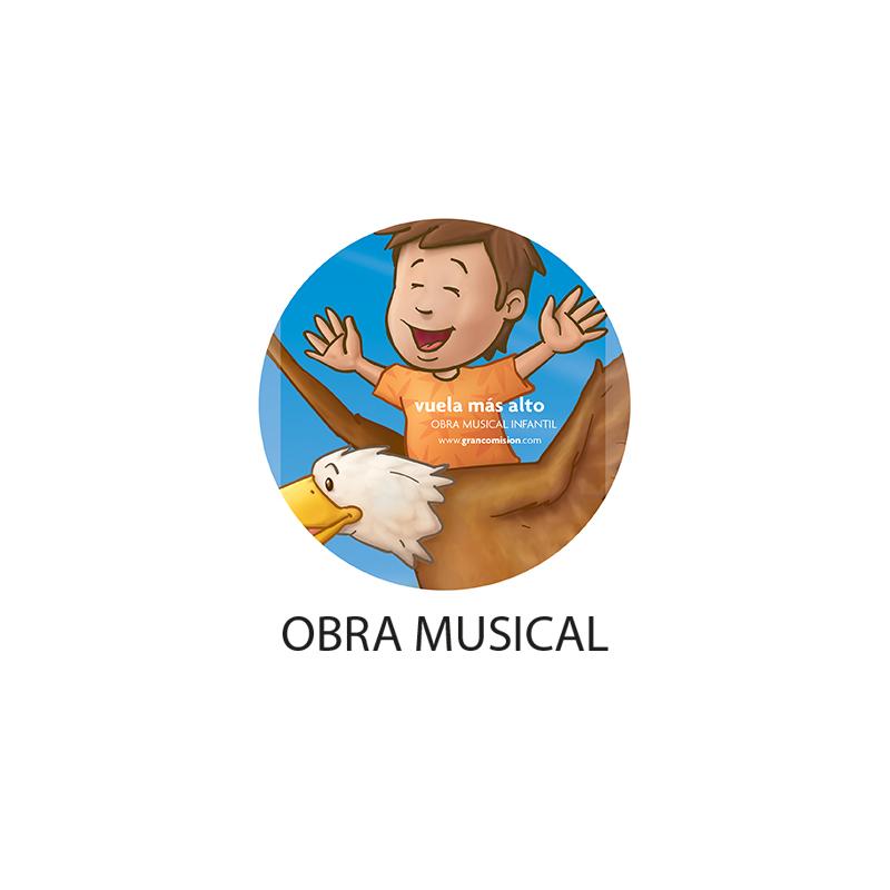 Video Obra Musical Vuela Mas Alto  DIGITAL