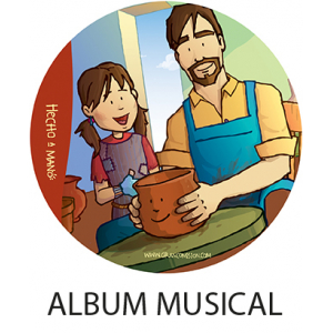 Album Musical Hecho a Mano  DIGITAL