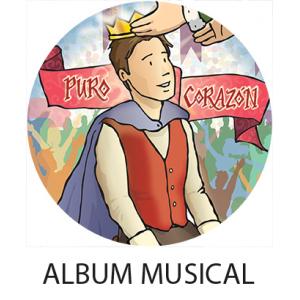 Album Musical Puro Corazon  DIGITAL