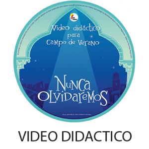 Video Didactico Nunca Olvidaremos  DIGITAL