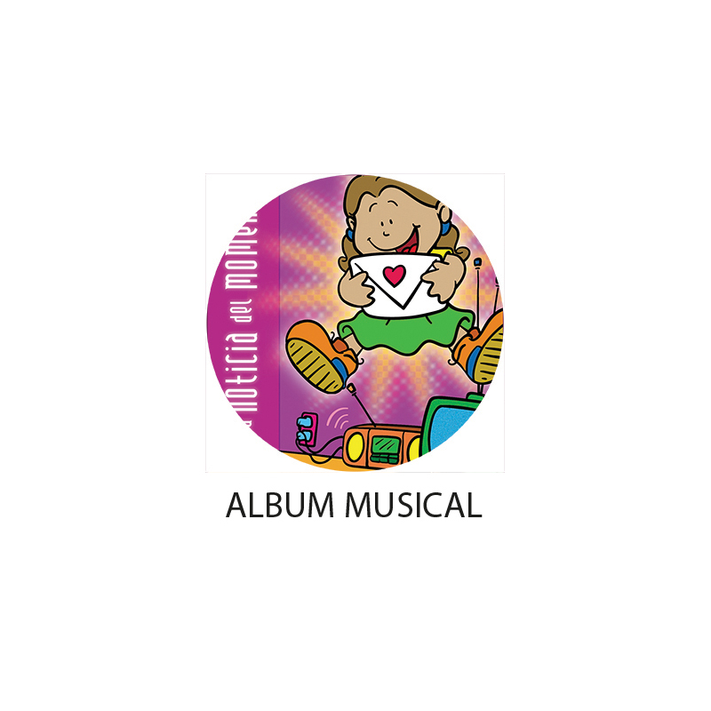 Album Musical La Noticia del Momento  DIGITAL