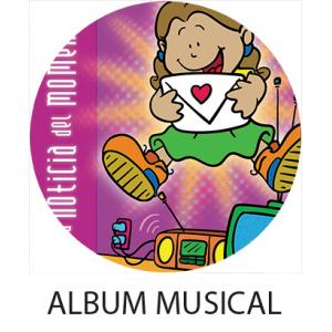 Album Musical La Noticia del Momento  DIGITAL