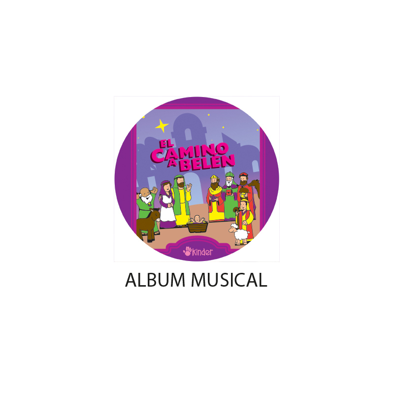 Album Musical El Camino a Belen  DIGITAL
