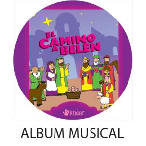 Album Musical El Camino a Belen  DIGITAL