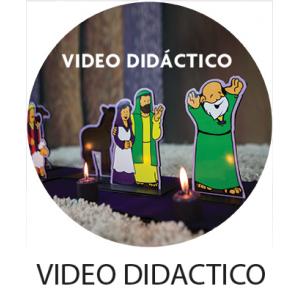 Video Didactico El Camino a Belen  DIGITAL