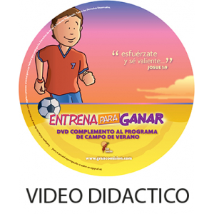 Video Didactico Entrena para Ganar  DIGITAL