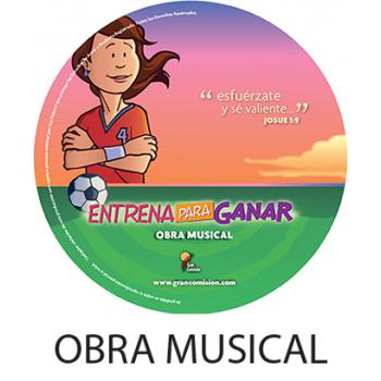 Video Obra Musical Entrena para Ganar  DIGITAL