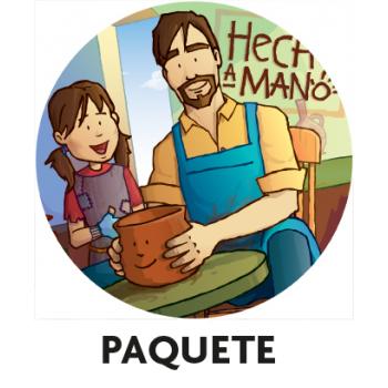 Paquete Completo Hecho a Mano  DIGITAL
